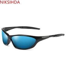 NIKSIHDA 2019 New European and American Polarizing Glasses UV-proof Sunglasses Driving Windbreak UV400