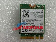 Оригинал для dell wireless ac 7260 7260ngw ngff pcie kttyn 0 kttyn cn-0kttyn 100% работать идеально