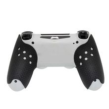 1Pcs Silicone Rubber Comfortable Case For PS4 Controller Grip Deal with Video Video games Controller Safety Case Excessive High quality Accent New