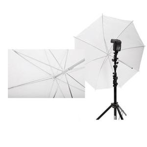Image 5 - New 2pcs 33in 83cm Flash Translucent White Soft Umbrella Photo Studio Accessories