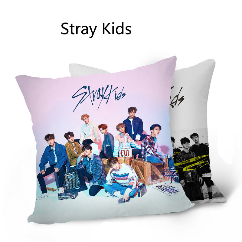 Stray Kids Pillow Cushion (Very comfy)