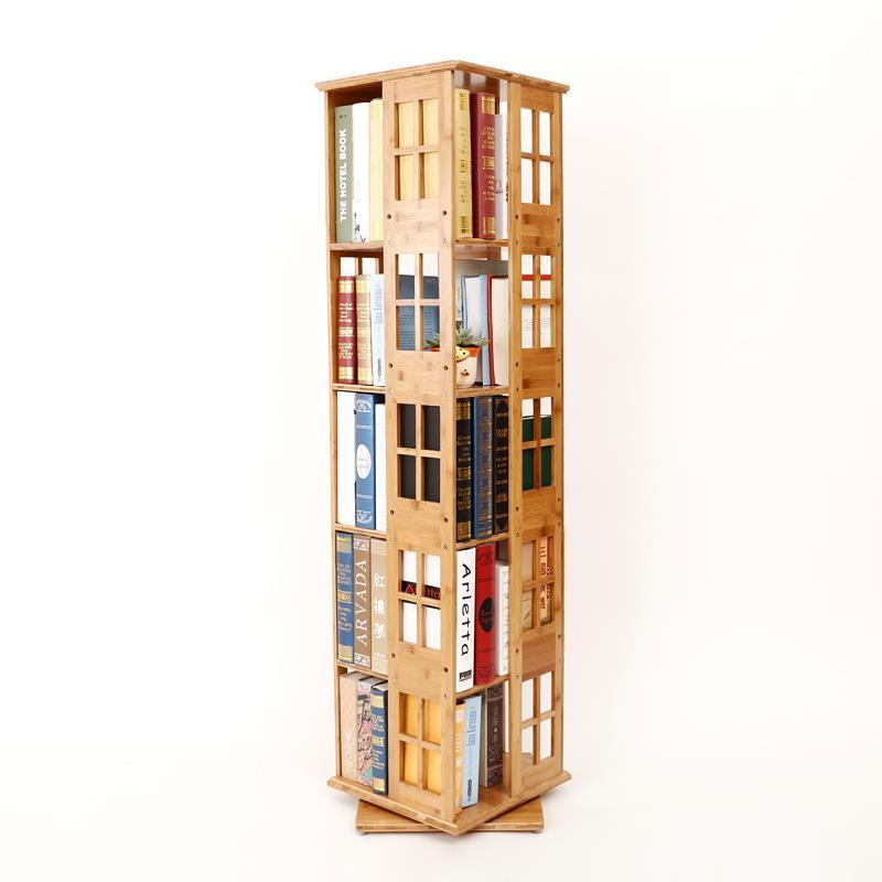 student creative personality bookcase wood children's Bookshelf simple racks bookshelf racks simple creative desk small bookcase