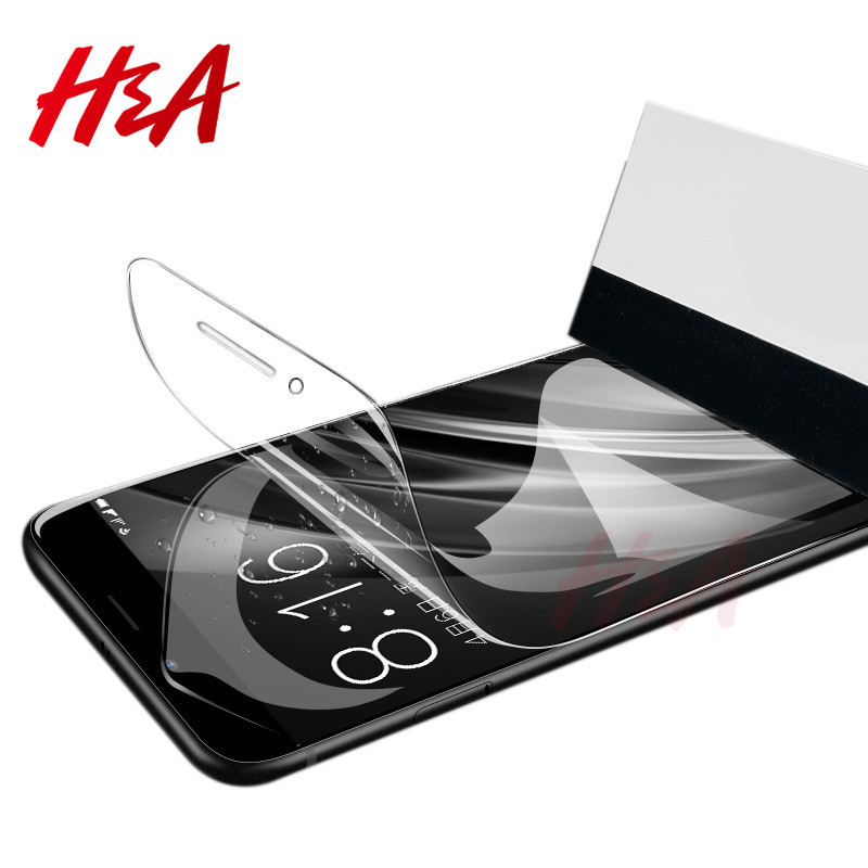 H&A 4D Full Cover Soft Hydrogel Film For Huawei P20 Pro P10 Lite Plus Screen