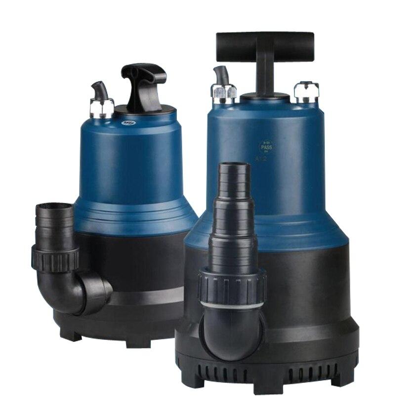 Pompe à eau d'aquarium SUNSUN pompe de conversion de fréquence submersible verticale pompe d'aquarium poisson pour la pompe Submersible 220 V/50Hz