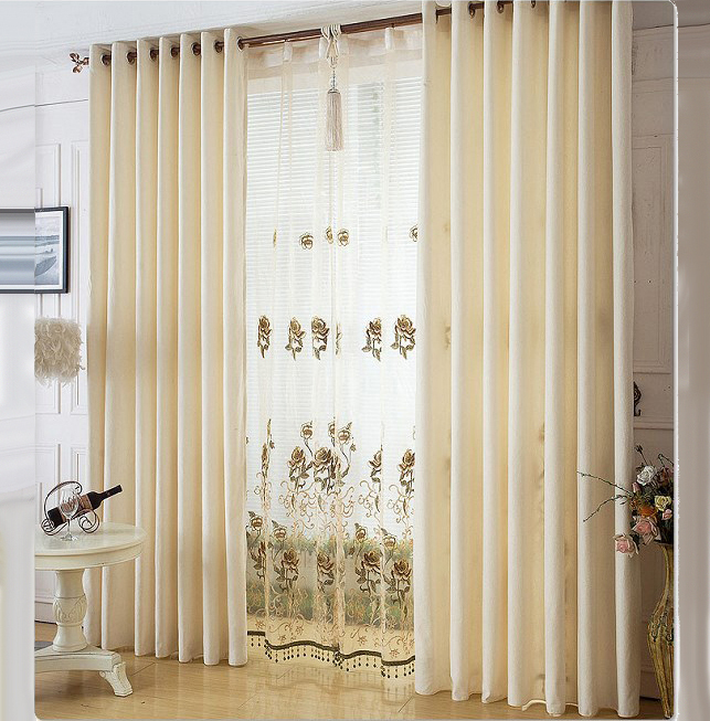 Good Hot Luxury Curtains Classic Chenille Hot Home Curtain Design Blind Window  Curtain Jane European Design Style In Curtains From Home U0026 Garden On ... Part 23