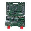 82 pcs O Llave chave de Combinação de Catraca Chave de Torque 1/2 set Auto Kit de Ferramentas Manuais de reparação para o Carro um conjunto de chaves chaves DN105