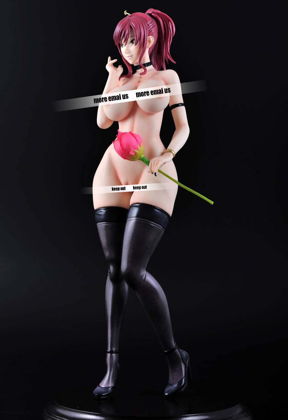 Marie Mamiya STARLESS Girl 1//6 Scale PVC Figure Collection New No Box