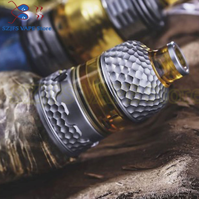 Hussar Project X The End RTA 2 Ml Capacity 316 Ss Aporizer Adjustable Air Flow Tank Fit 510 Thread Vape Mods Unity Phobia V2 RDA