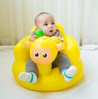 Nursing Pillow Full BodyBaby Bathtub Inflatable Bathing Tub Feeding Pillow Pregnant Baby Seat Comfortable Sofa Child cushion