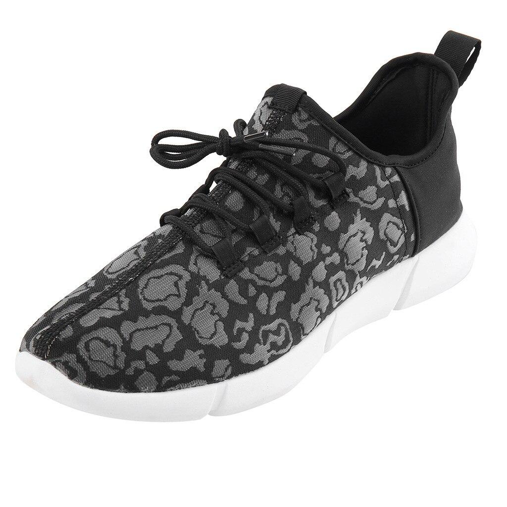 Fiable 2019 Couple Baskets à Led Hommes Illuminés Chaussures Décontractées Hommes Confortable Mode Masculino Adulto Baskets Prix Raisonnable