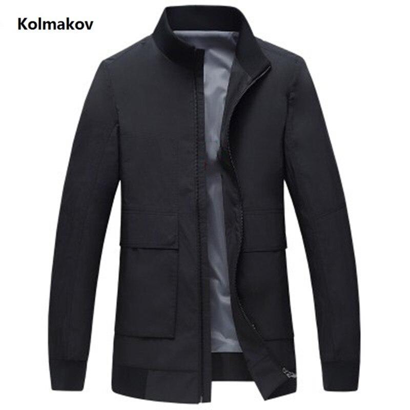 Frühling 2019 Mode männer Casual Jacke männer jacken und mäntel Business Casual Oberbekleidung herren windbreaker jacken mit Zipper