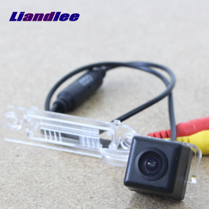 Liandlee For Volkswagen <font><b>VW</b></font> Transporter <font><b>T5</b></font> Caravelle <font><b>Multivan</b></font> 170 Wide Angle HD Night Vision Car/ Backup Parking CCD Camera image