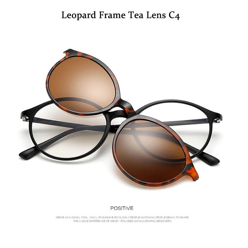 baafc96b18 5 γυαλιά ηλίου φακού μαγνητών κλιπ καθρέφτη κλιπ σε μαγνητικά γυαλιά ...