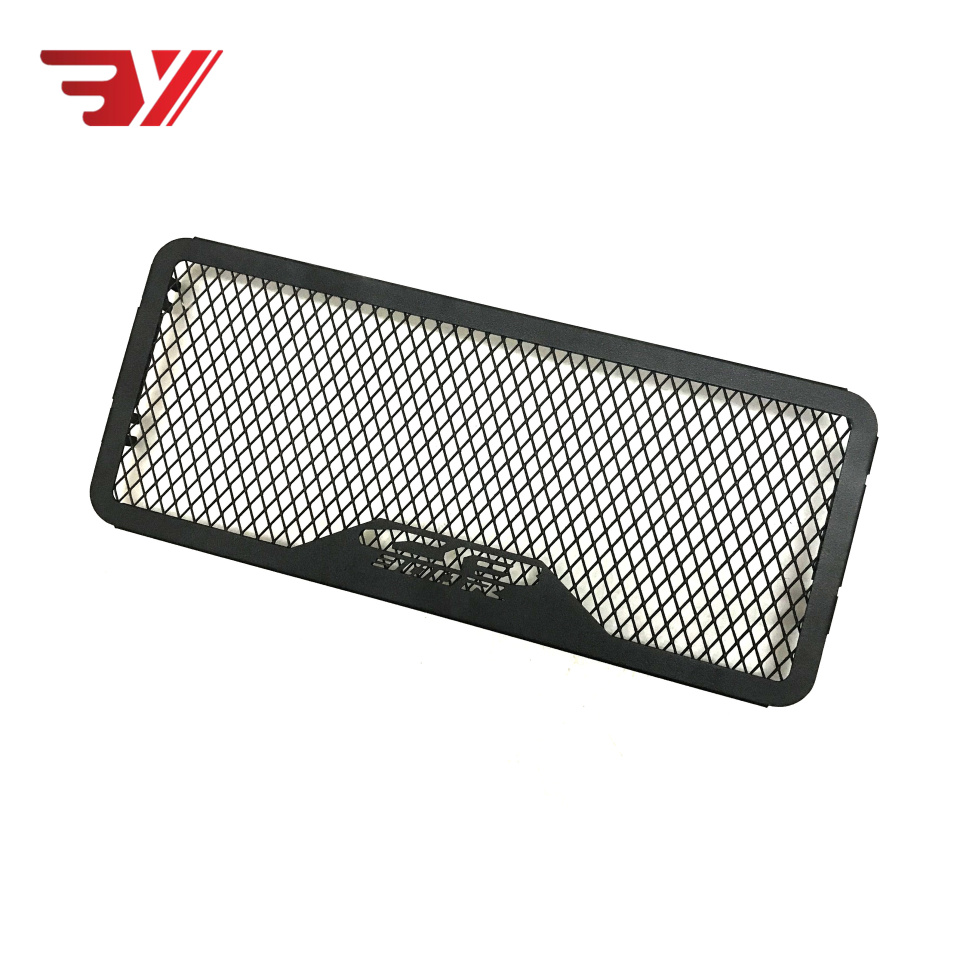 BYSPRINT NEW Item Motorcycle Radiator Guard Grille Protection Water Tank Guard Cover Fit For HONDA CB300R