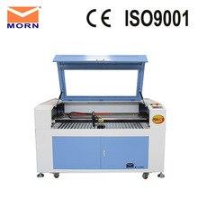 цена на MT-L1390 CNC laser engraving cutter machine with long lifetime RECI laser tube cutting engraving nonmetal CNC machine