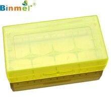 Binmer E5 18650 Battery Holder 18650 Box CR123A 16340 Battery Case Hol