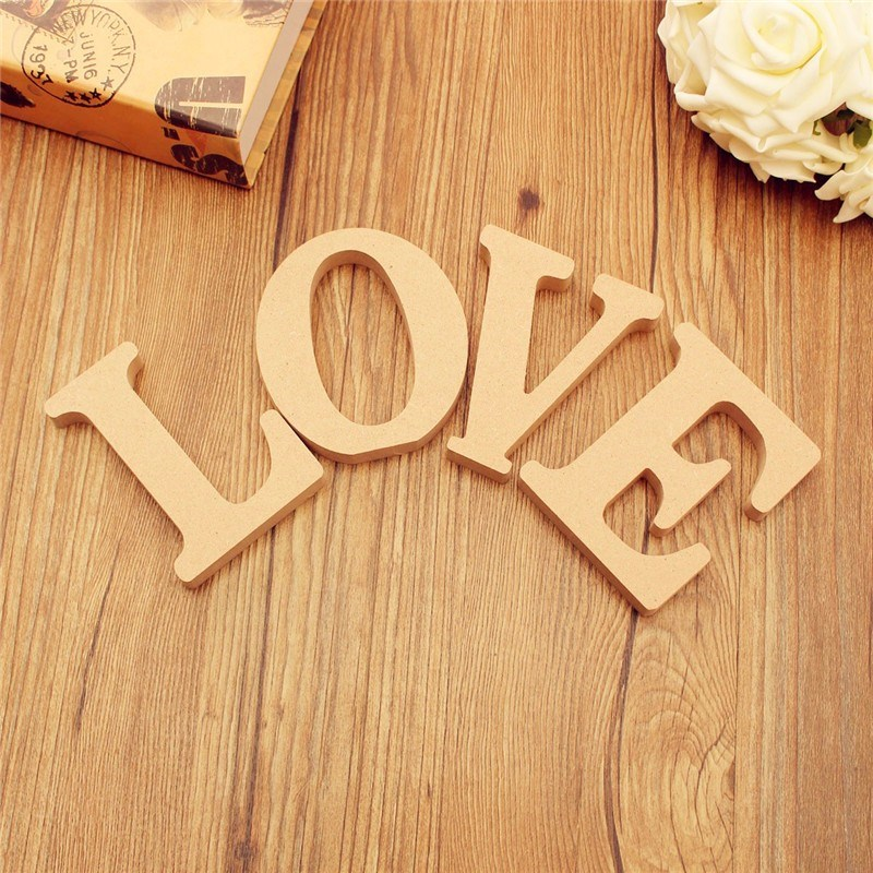 Stunning Decorative Wall Letters Wood Gallery - Wall Art Design ...