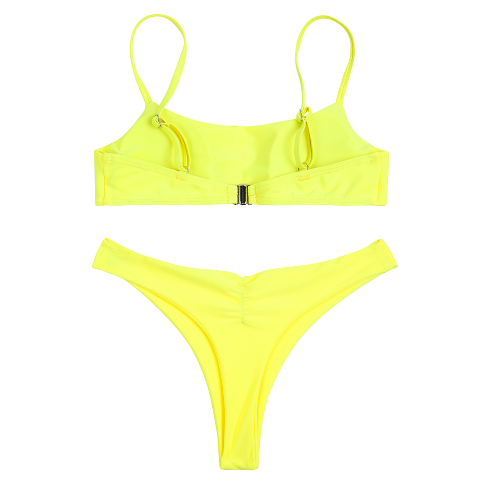HTB1qaVXdeGSBuNjSspbq6AiipXao - FREE SHIPPING  Swimsuit Brazilian Beach Wear Bathing Suits Swimming Suit Vintage JKP416