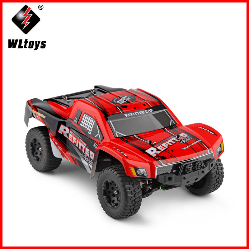 Original WLtoys A313 2.4GHz 2WD 1/12 35km/h Brushed Electric RTR Short-Course RC Car OFF Road Car Remote Control Toys 1 28 rc car wltoys p929 2 4g 4ch off road remote control monster truck rc vehicles 30km h rtr electric 4wd brushed toys