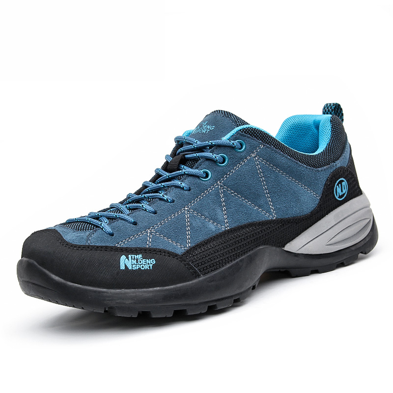77a19972440a Waterproof Suede Hiking Shoes for Man New 2015 Winter Mens Outdoor Shoes  Trekking Leather Mens Shoes Walking zapatos hombre-in Hiking Shoes from  Sports ...