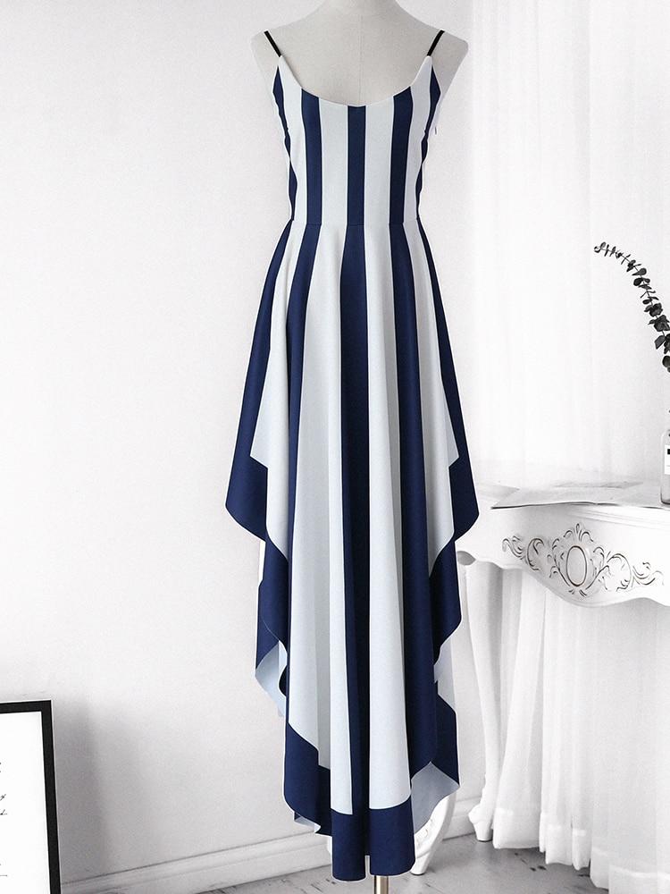 bf59b10f76f Buy striped dress maxi fashion and get free shipping on AliExpress.com