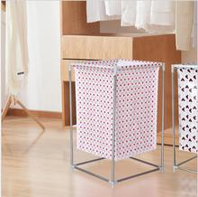 Foldable Laundry Basket Bag Clothes Organizer Picnic Toy Storage Bathroom Hamper