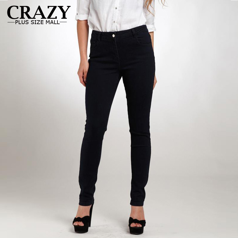Popular Big Black Jeans-Buy Cheap Big Black Jeans lots from China ...