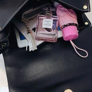 Image 5 - Комплект из двух предметов, женский рюкзак из высококачественной искусственной кожи, Женский школьный рюкзак для девочек подростков, сумка на плечо, 2018