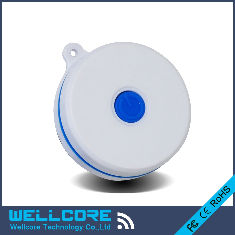 Free Shipping !Wellcore Bluetooth ibeacon NRF51822 ble 4.0 beacon support eddystone beacon