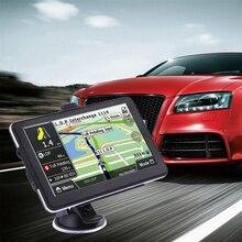 7 Inch Touch Screen Smart GPS Navigator Set