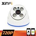 XINFI HD 720 P Открытый Водонепроницаемый сети IP CCTV камеры Наблюдения Камеры 1.0 MP P2P ONVIF 2.0 ШТ. и Телефон удаленный просмотр