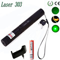 Green Laser sight High Power hunting Green Dot tactical 532 nm 5mW lasers 303 pointer verde lazer Pen Head Burning Match