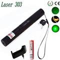 High Power Green laser pointer hunting Green Dot tactical 532 nm 5mW lasers 303 lazer Pen Head Burning Match burning laser