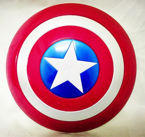New Super Hero <font><b>Avenger</b></font> <font><b>Marvel</b></font> <font><b>Captain</b></font> <font><b>America</b></font> <font><b>Shield</b></font> Kids Toys Gift for Cosplay Free Shipping SA318