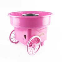 Retro Marshmallow Machine Mini Portable Household Cotton Candy Maker Machine Stylish Simple Cotton Candy Machine|Popcorn Makers| |  -