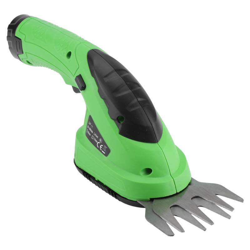 New 2 in 1 Cordless Grass Shear Lithium ion Rechargeable Grass Trimmer Shears For Lawn Mower