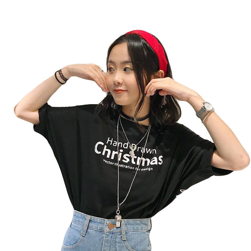 2017 New Women Baggy Bf Style Sequins Angel Wing Oversized Matching T Shirt  Top Tee Street Style Good Quality-in T-Shirts from Women s Clothing on ... a924eab3b427