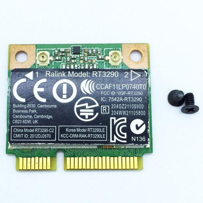 Wlan Card For Ralink RT3290 Mini PCI Express 150Mbps 802.11N Wireless WIFI Bluetooth BT N029tx Hp 690020-001 689215-001