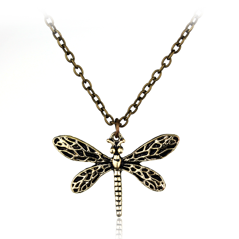 1pc Game Of Thrones Necklace Song Of Ice And Fire Sansa Stark Vintage Dragonfly Pendant Necklace