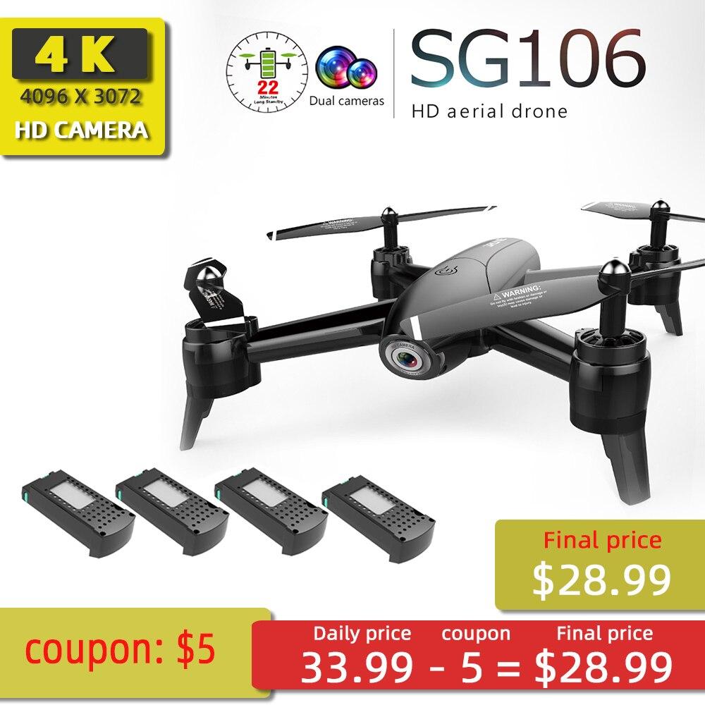 4K dron drones con cámara hd rc helicóptero drone juguetes cuadricóptero drohne helicoptero helikopter dronis control remoto