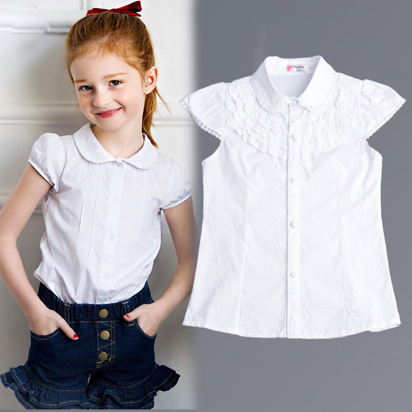 Online Buy Wholesale baby girl white blouse from China ...