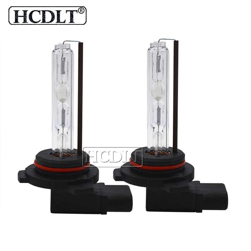 HCDLT 12V 35W 9012 HIR2 Xenon HID Bulb 55W 6000K 8000K 5000K 4300K Car Light HID Headlamp Bulb For Kit Xenon 9012 Auto Headlight
