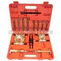 2 conjunto de Rolamento Extrator Instalador Remoção Conjunto de Ferramentas Kit de Montagem
