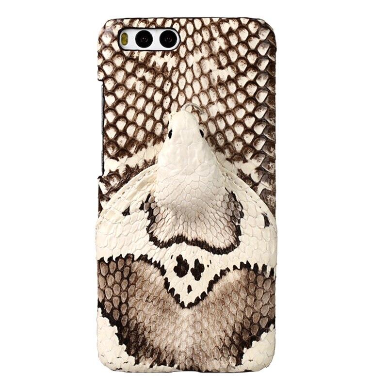 De luxe étui de téléphone pour xiaomi mi 8 9se 9T A1 A2 A3 lite Max 2 mi x 2s 3 Poco F1 Serpent Tête couverture Rouge mi Note 4 4X5 6a 7a Pro