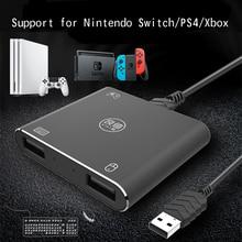 Для Nintendo S NS Switch конвертер для Xbox One проводной переключатель клавиатуры и мыши для PS4 профессиональная клавиатура конвертер адаптер переходник