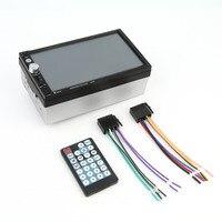 Cimiva 2 Din Car Radio MP5 Player 7inch HD Touch Screen With Digital Phone Stereo Radio