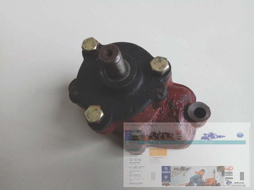Shanghai Newholland engine 495A, the oil pump assembly, part number: угломер the shanghai shen 200mm