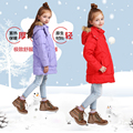 Girls Down Jackets Children Winter Jackets For Girls Coats Snow Clothes Baby Parkas Girls Clothing Girls Winter Outerwear YL65