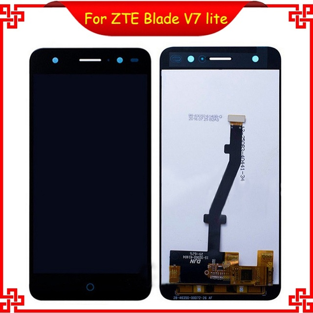 For ZTE Blade V7 Lite LCD Display Touch Screen Digitizer For ZTE Blade V7 Lite BV0720 LCD Screen Display Phone Parts