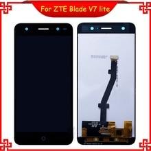 Para ZTE Blade V7 Lite Pantalla LCD de Pantalla Táctil Digitalizador Piezas del teléfono Para ZTE Blade Lite BV0720 V7 Pantalla LCD pantalla